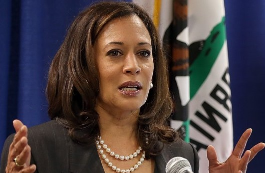 Kamala Harris Won the State Democratic Party Endorsement at the Convention in San Jose