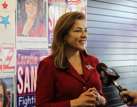 One of Congressional Quarterly's 25 Most Influential Women in Congress, Loretta Sanchez has represented Orange County in Congress since 1997