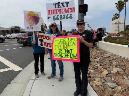 2019-06 Impeach Rally