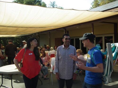 Patio Gathering